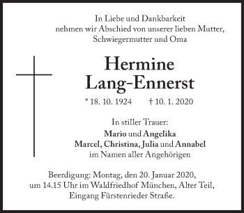 Hermine Lang-Ennerst