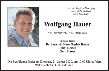 Wolfgang Hauer