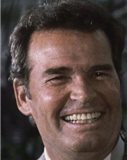 Portraitfoto von James Garner