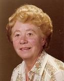 Portrait von Adele Wendt